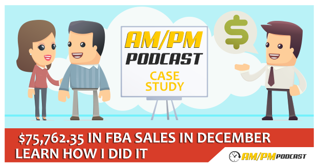 amazon fba Case Study