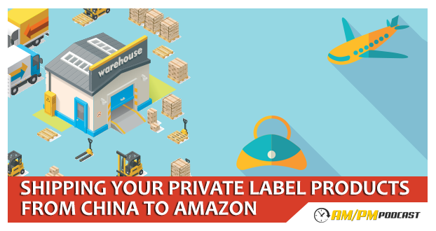 shipping private label products