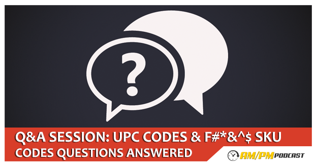 UPC Codes and FNSKU Codes Q&A