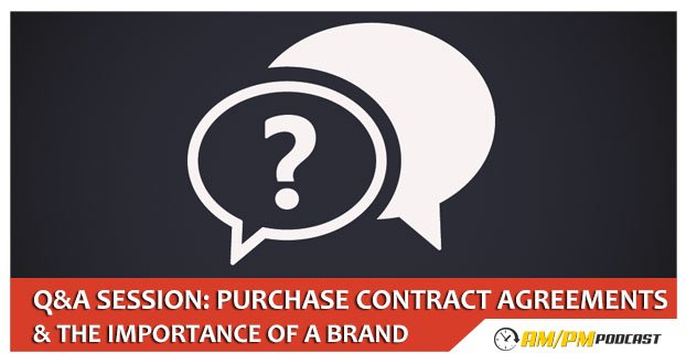 Purchase Contract Agreements for Amazon FBA