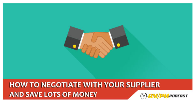Negotiating with Suppliers