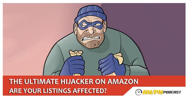 Hijacked Product Listings