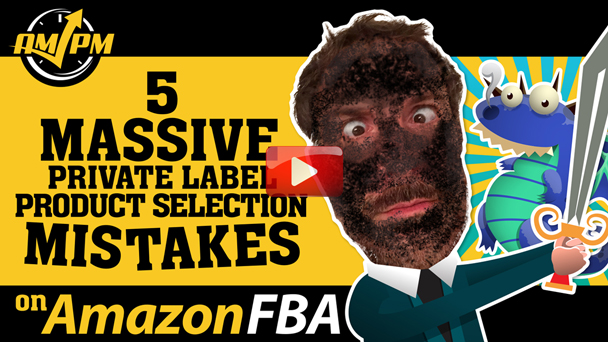 The 5 Most Common Mistakes That New (and Existing) Amazon Sellers Make When Trying to Scale Their Business - EP130