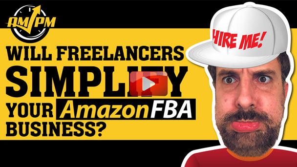 freelancers, ampm podcast, manny coats, connor gillivan, outsourcing, selling on amazon, amazon fba