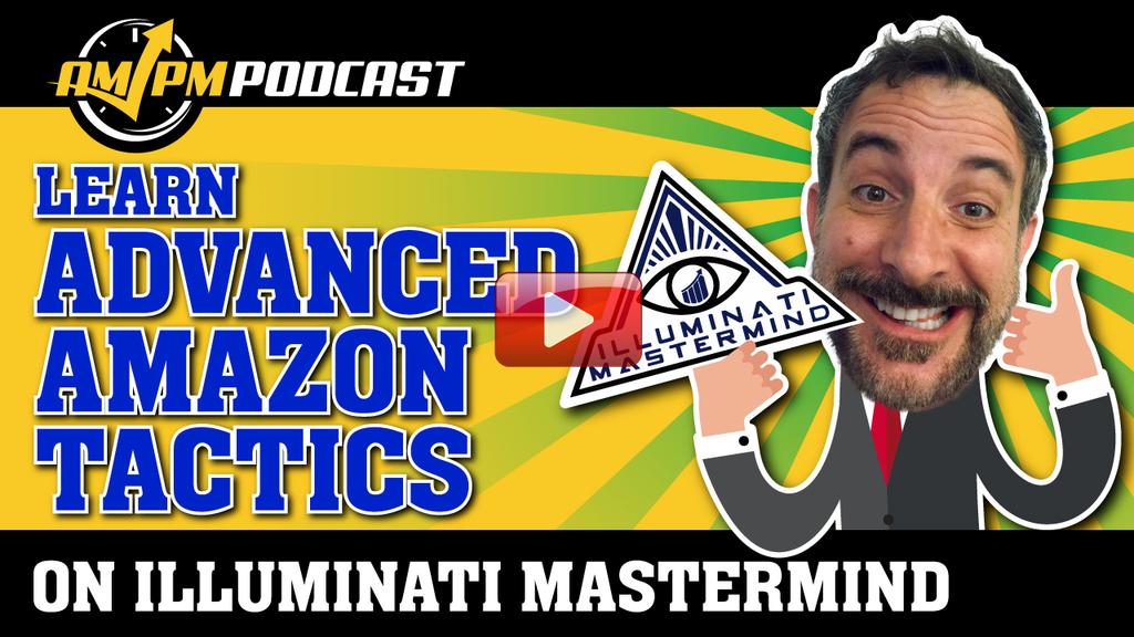 illuminati mastermind, ampm podcast, am pm podcast, manny coats, kevin king, webinar