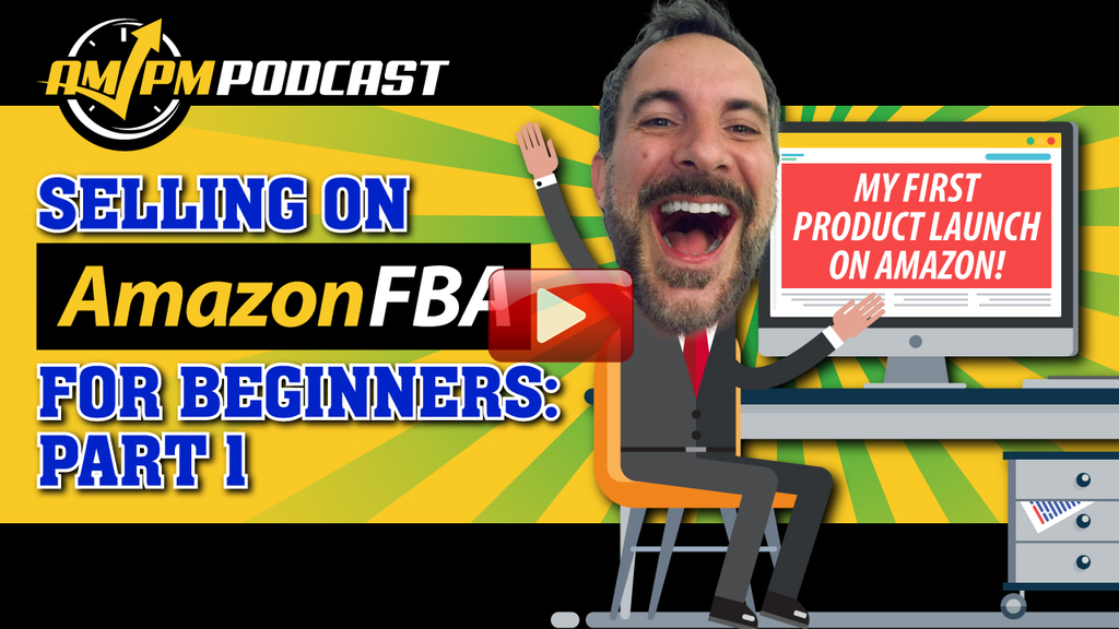 amazon fba for beginners, ampm podcast, am pm podcast, manny coats, kevin king, freedom ticket, illuminati mastermind, ep 163