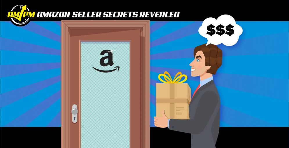 first amazon product, amazon seller secrets revealed,