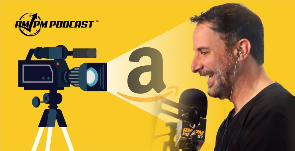 amazon product videos, ampm podcast, am pm podcast, manny coats